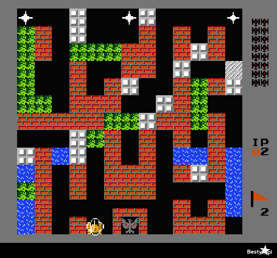 Tank 1990 is great game on nes