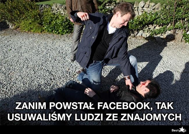 Przed Facebookiem