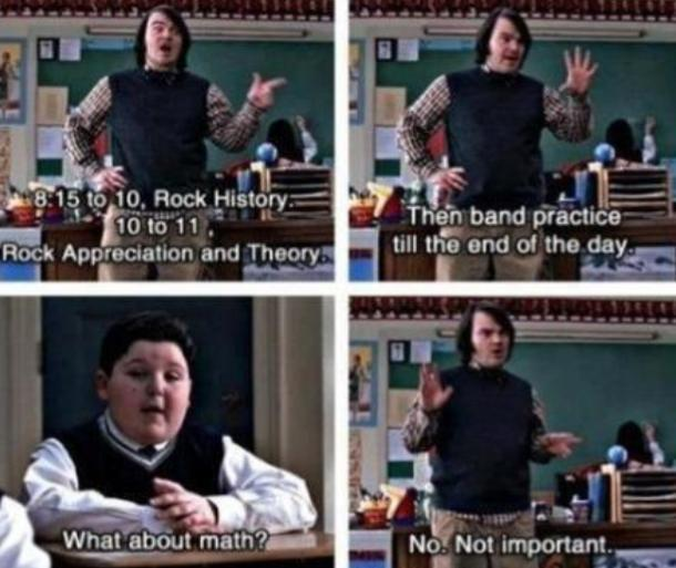 Pay For Rock After School: BESTY.pl