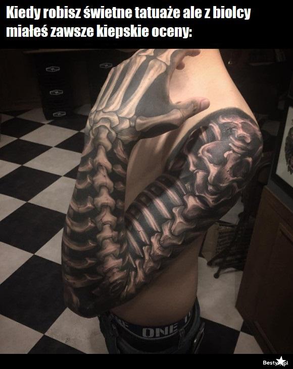 Bestypl Kiedy Robisz świetne Tatuaże