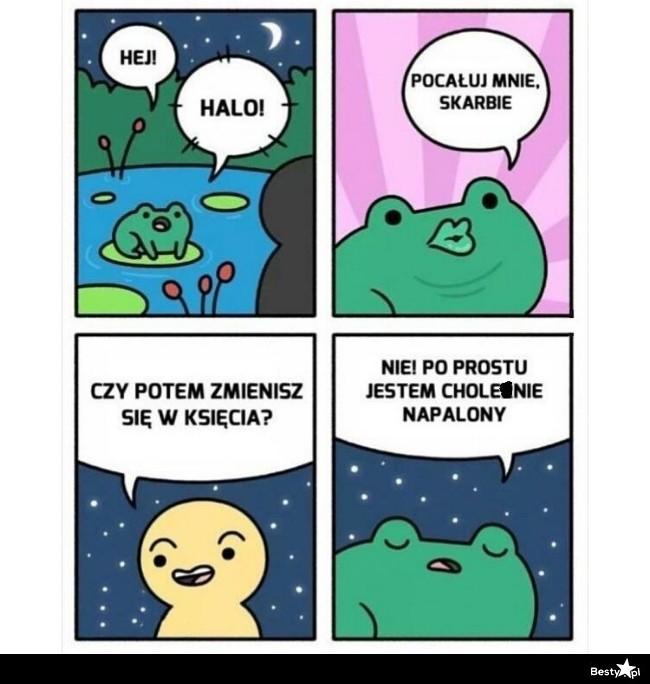 pocałunek żaba randkianimacje randkowe Minecraft