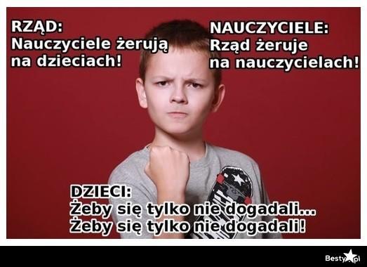 Zdanie dzieci