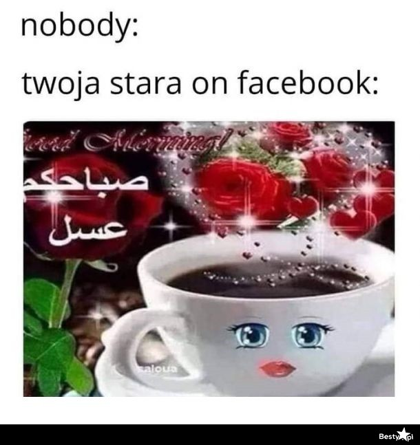 Starsi ludzie na facebooku