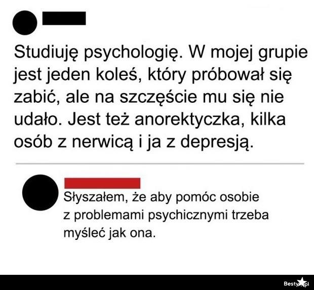Psychologia za randkami