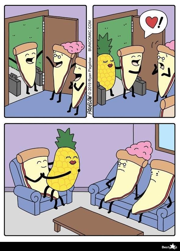 Komiks o miłości