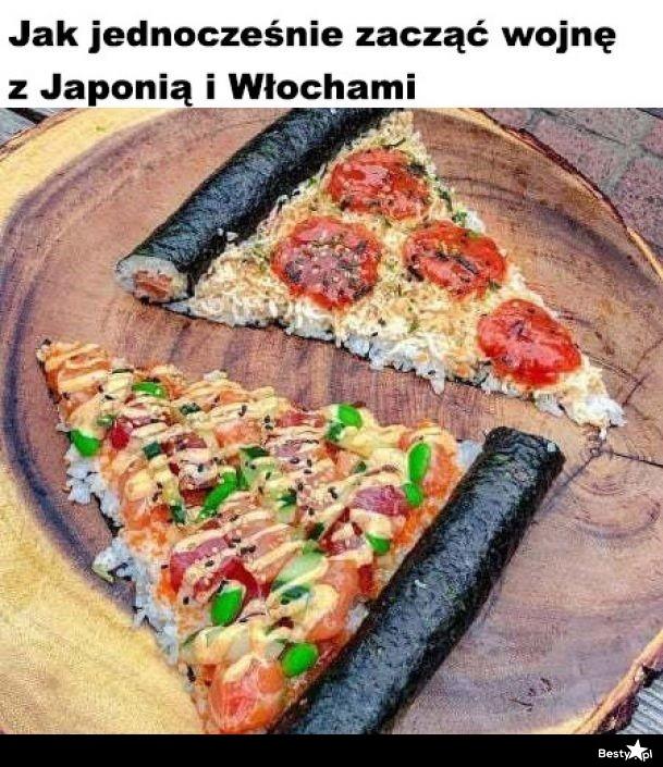 Jak zacząć wojnę z Japonią i Włochami
