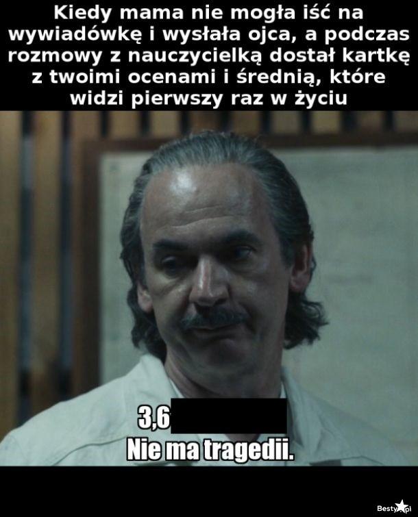 Nie ma tragedii
