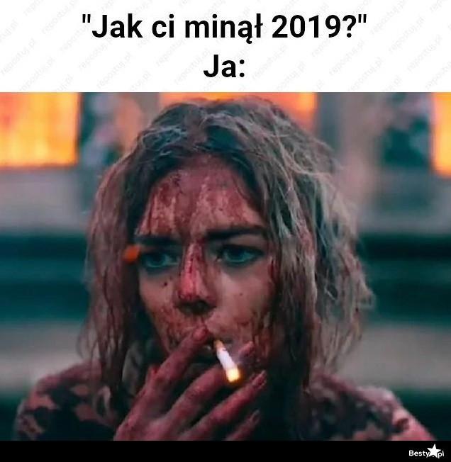 Mój 2019 rok