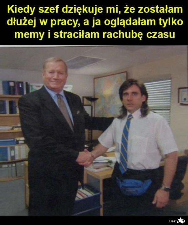 Ja i szef