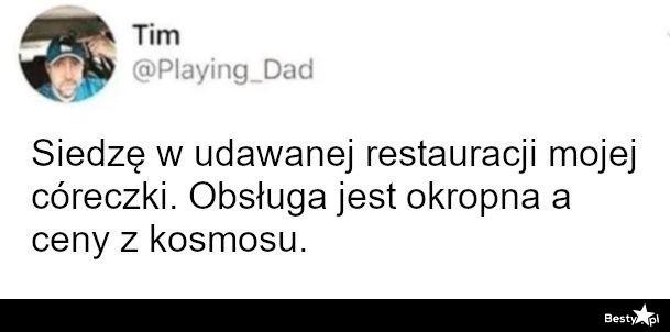 Udawana restauracja
