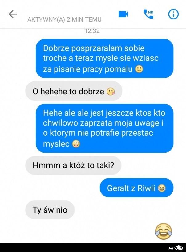 Genialna rozmowa :D