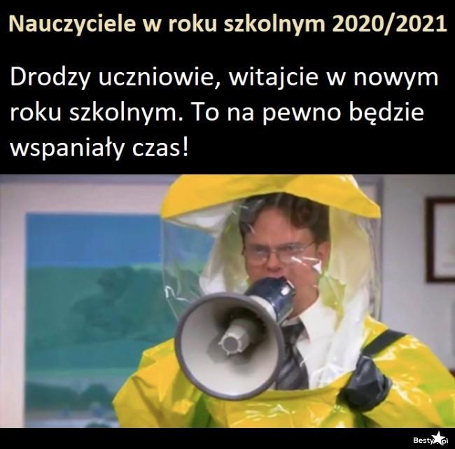 BESTY.pl - Nowy rok szkolny