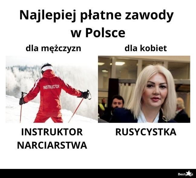 Najlepiej płatne zawody w Polsce
