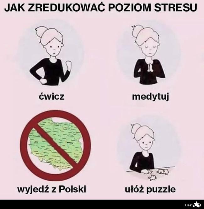 Jak zredukować poziom stresu