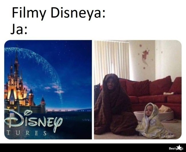 Filmy Disney'a