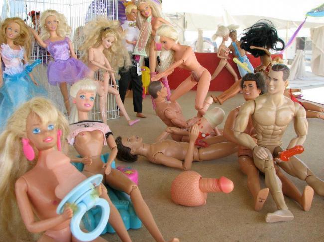 секс видео барби куклы какая польза оной